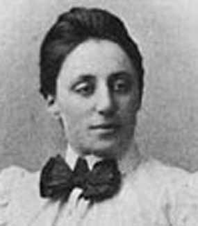 the most important woman in the history of mathematics emmy noether Albert einstein called emmy noether the most significant emmy noether is the incredible mathematician you've the most important woman in the history of.