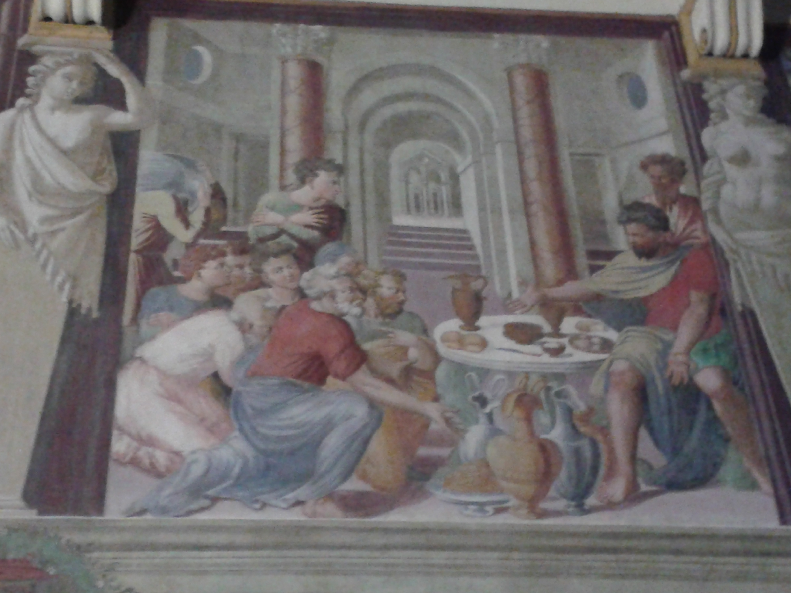 Paintings from Roman History in